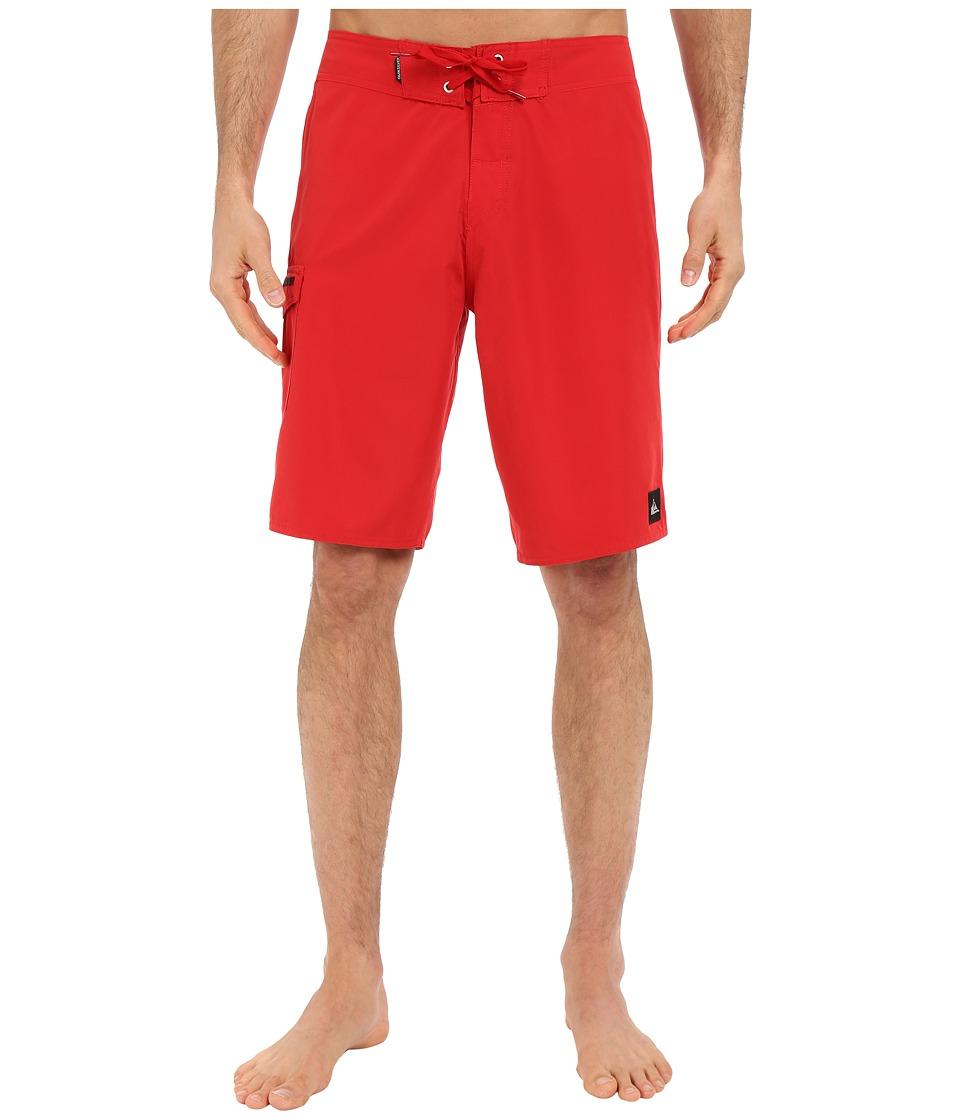 Quiksilver Everyday 21 Boardshorts Quik Red Mens Swimwear