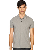Vince - Slub Cotton Short Sleeve Classic Polo