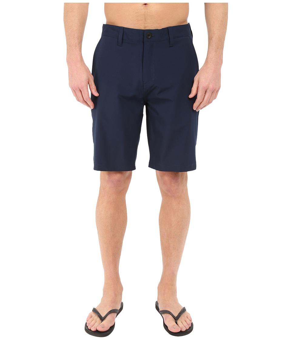 Quiksilver Every Solid Amphibian 21 Walkshorts Navy Blazer Mens Shorts