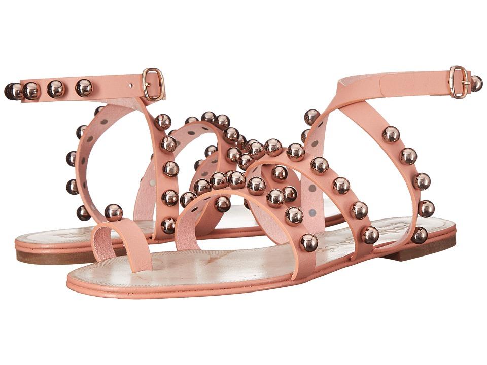 Pedro Garcia Enrica Rose Vacchetta Womens Sandals