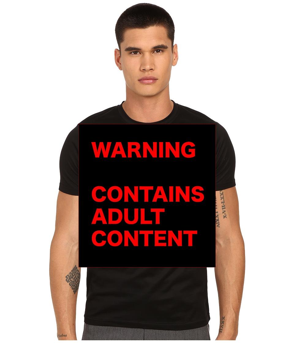 PRIVATE STOCK The Box T Shirt Black Mens T Shirt