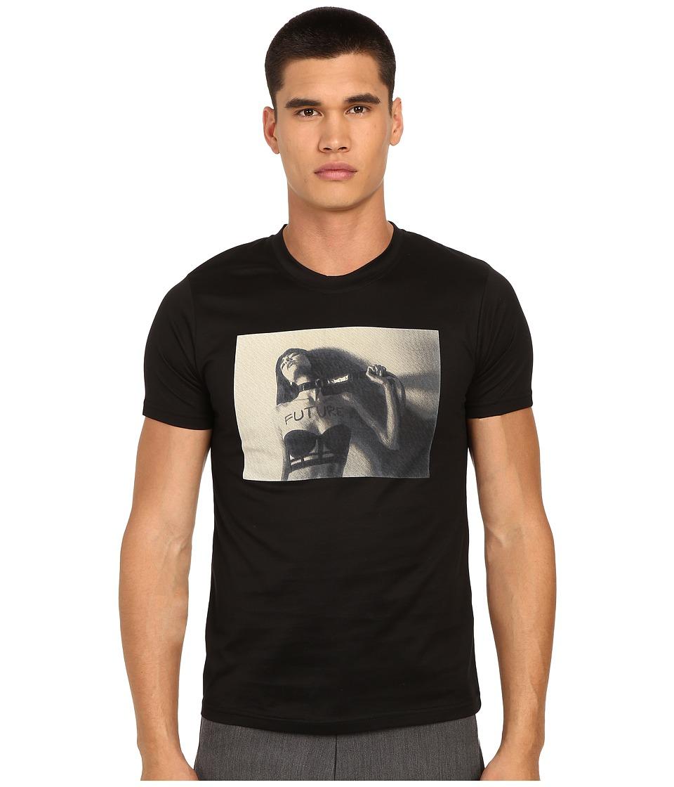 PRIVATE STOCK The Future T Shirt Black Mens T Shirt