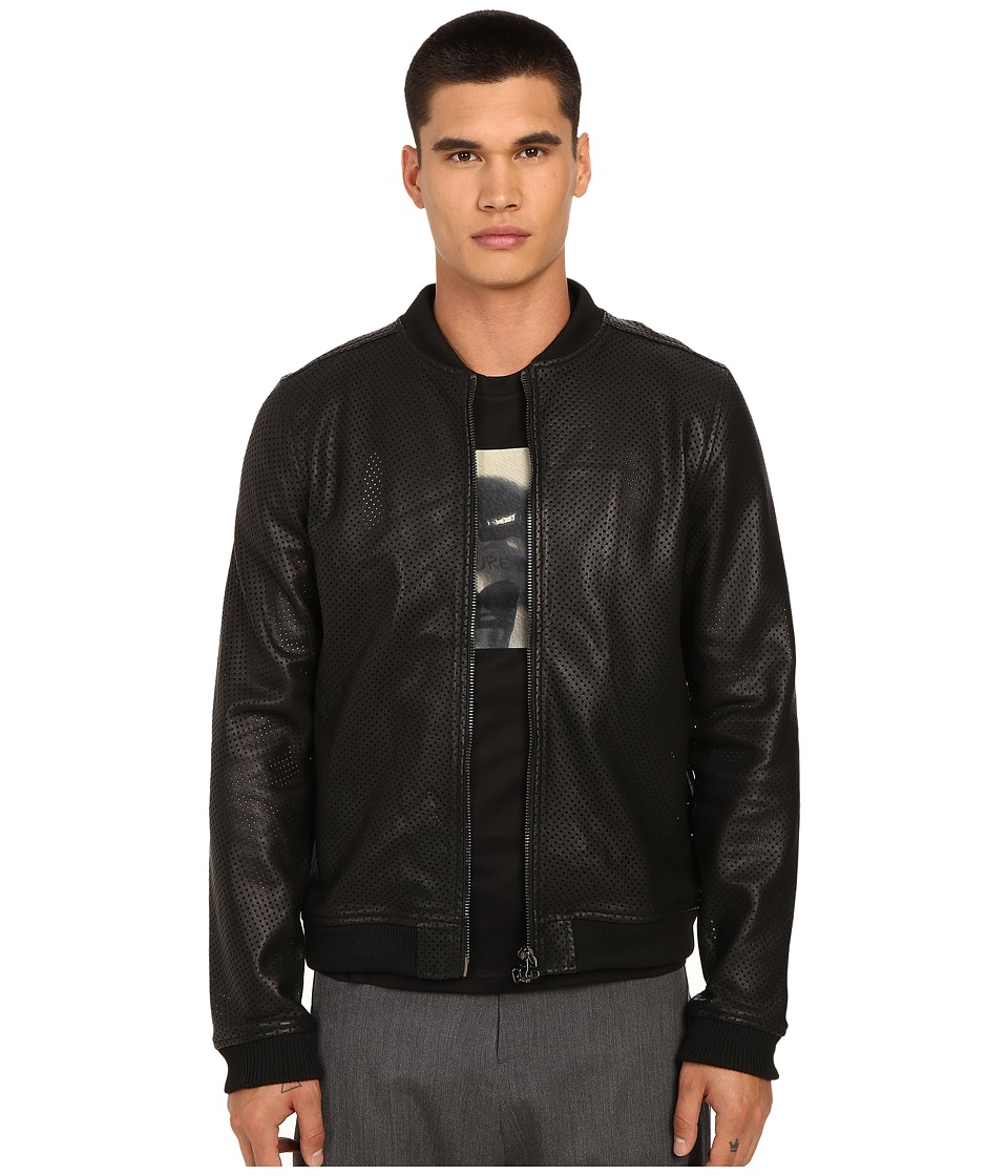 PRIVATE STOCK The Adrien Jacket Black Mens Coat