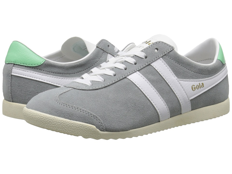 Gola Bullet Suede (Grey/White) Women