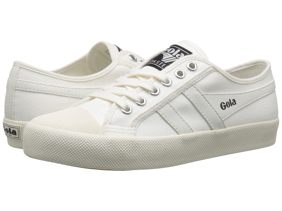 Gola Coaster (Off-White/Off-White) Women