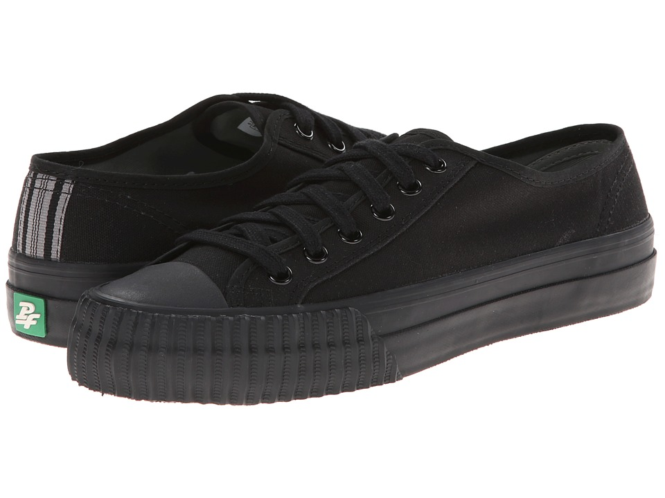 PF Flyers Center Lo Re Issue Black/Sandlot Lace up casual Shoes