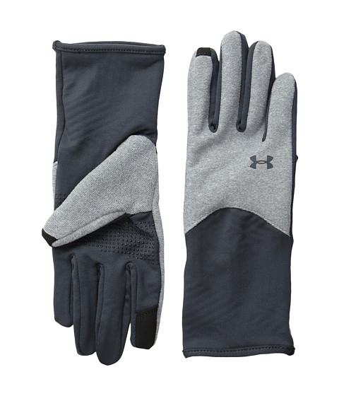 Under Armour Survivor Fleece Glove - Steel/Stealth Gray/Stealth Gray