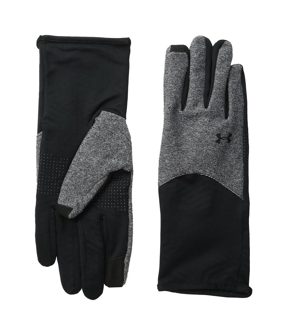 Under Armour - Survivor Fleece Glove (Black/Black/Black) Extreme Cold Weather Gloves
