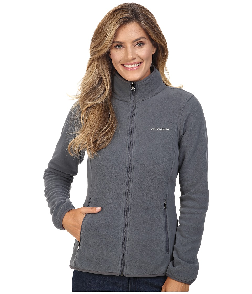 Columbia Fuller Ridge Fleece Jacket (Graphite) Women