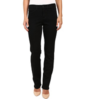 NYDJ - Marilyn Straight Jeans in Black