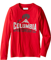 Columbia Kids - CSC Bear N' Fish Long Sleeve Shirt (Little Kids/Big Kids)