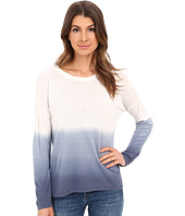 Lilla P - Dip Dye Long Sleeve Boat Neck