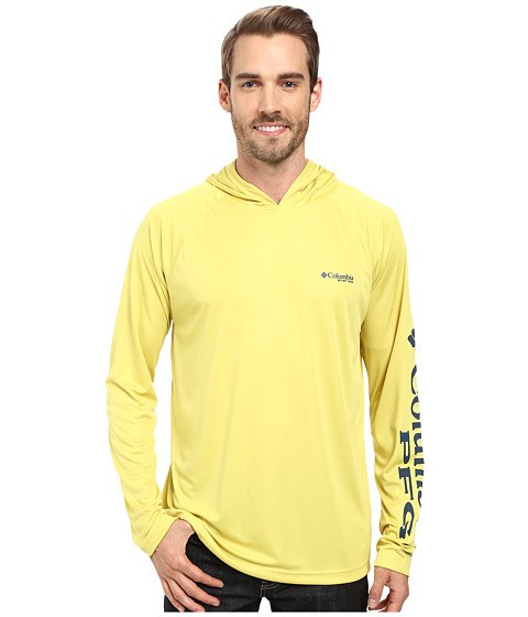 Columbia Terminal Tackle™ Hoodie - Mineral Yellow/Carbon