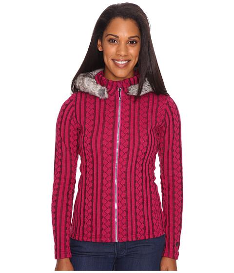 Obermeyer Sadie Cable Knit Jacket