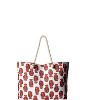 Gabriella Rocha - Sandy Lobster Print Beach Bag