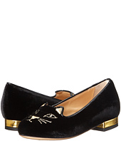 Charlotte Olympia - Incy Kitty Flats (Toddler/Little Kid)