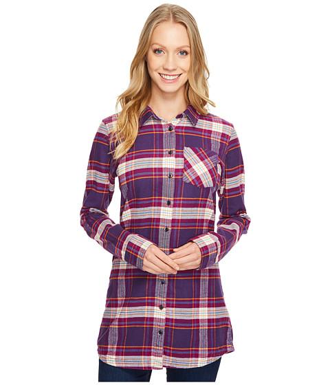 Mountain Khakis Penny Plaid Tunic Shirt - Huckleberry