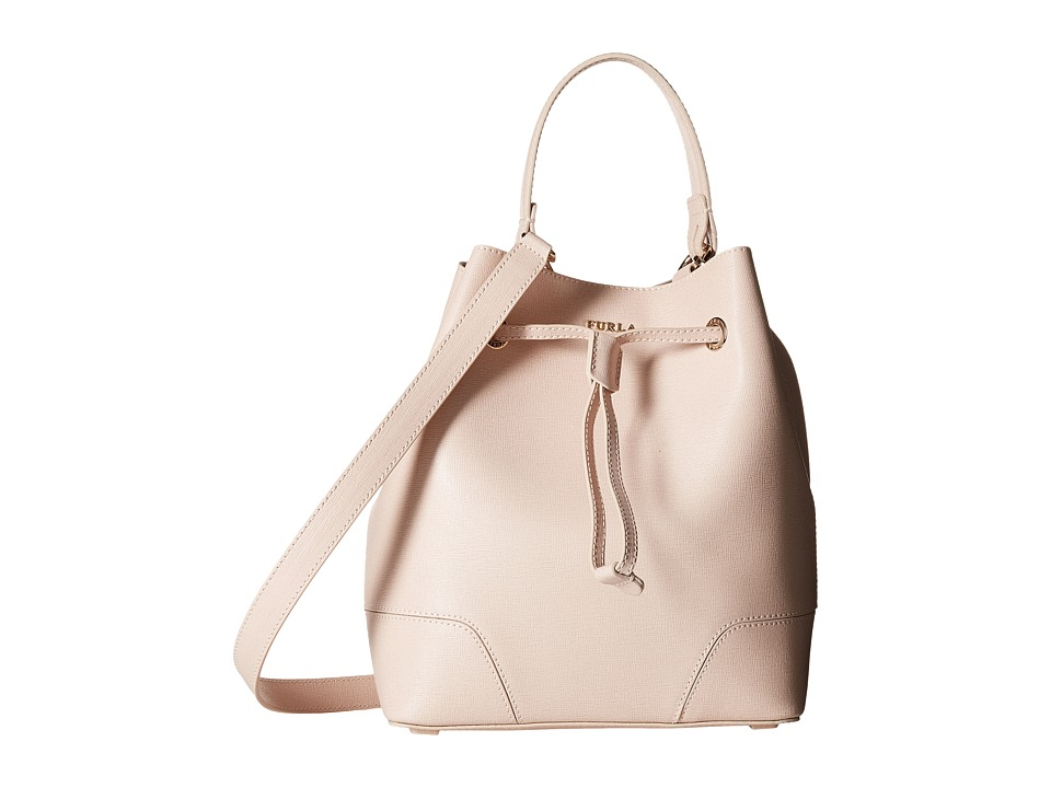 Furla - Stacy Small Drawstring (Magnolia 1) Drawstring Handbags