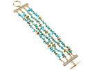 Sam Edelman - Multi Row Nugget Bracelet