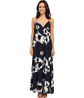 Brigitte Bailey - Daphne Floral Keyhole Back Maxi Dress