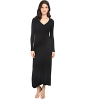 Brigitte Bailey - Daliah Ribbed Button Up Maxi Dress