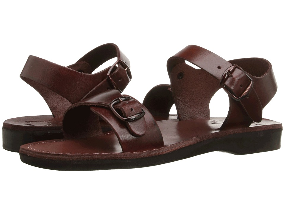 Jerusalem Sandals - The Original - Womens (Brown) Womens Shoes