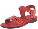 Jerusalem Sandals - The Original - Womens (Red)