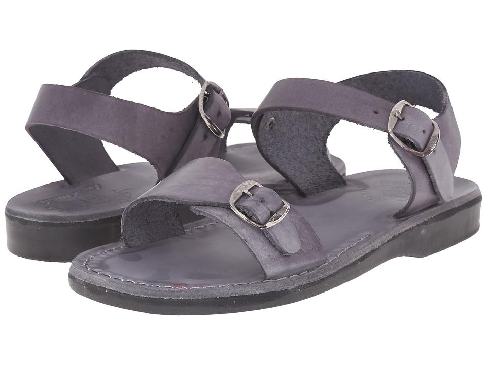 Jerusalem Sandals The Original Womens Gray Womens Shoes