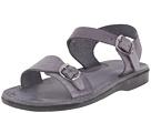 Jerusalem Sandals - The Original - Womens (Gray)