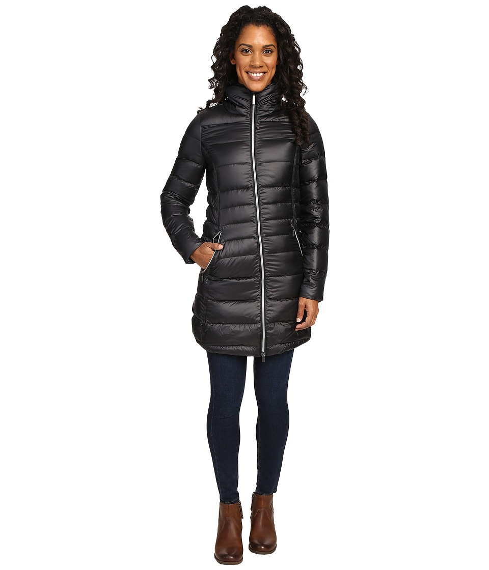 Mountain Khakis - Ooh La La Down Coat (Black) Womens Coat