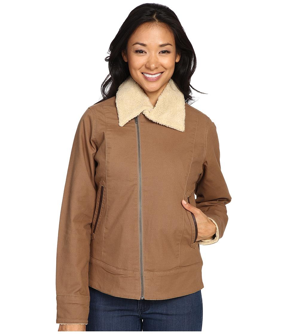 Mountain Khakis - Ranch Shearling Jacket (Tobacco) Women