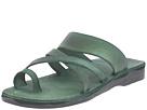 Jerusalem Sandals - The Good Shepherd - Womens (Green)