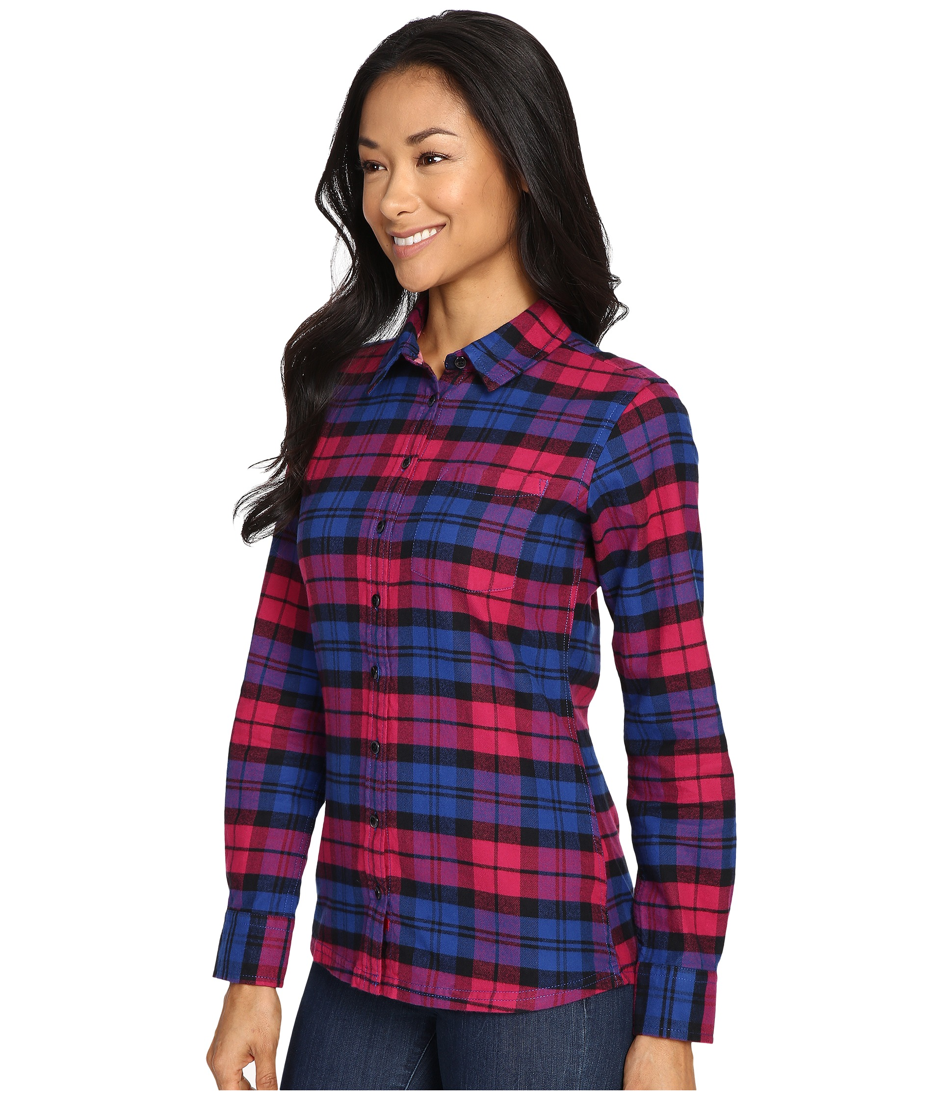 Mountain khakis aspen flannel shirt free for Athletic cut flannel shirts