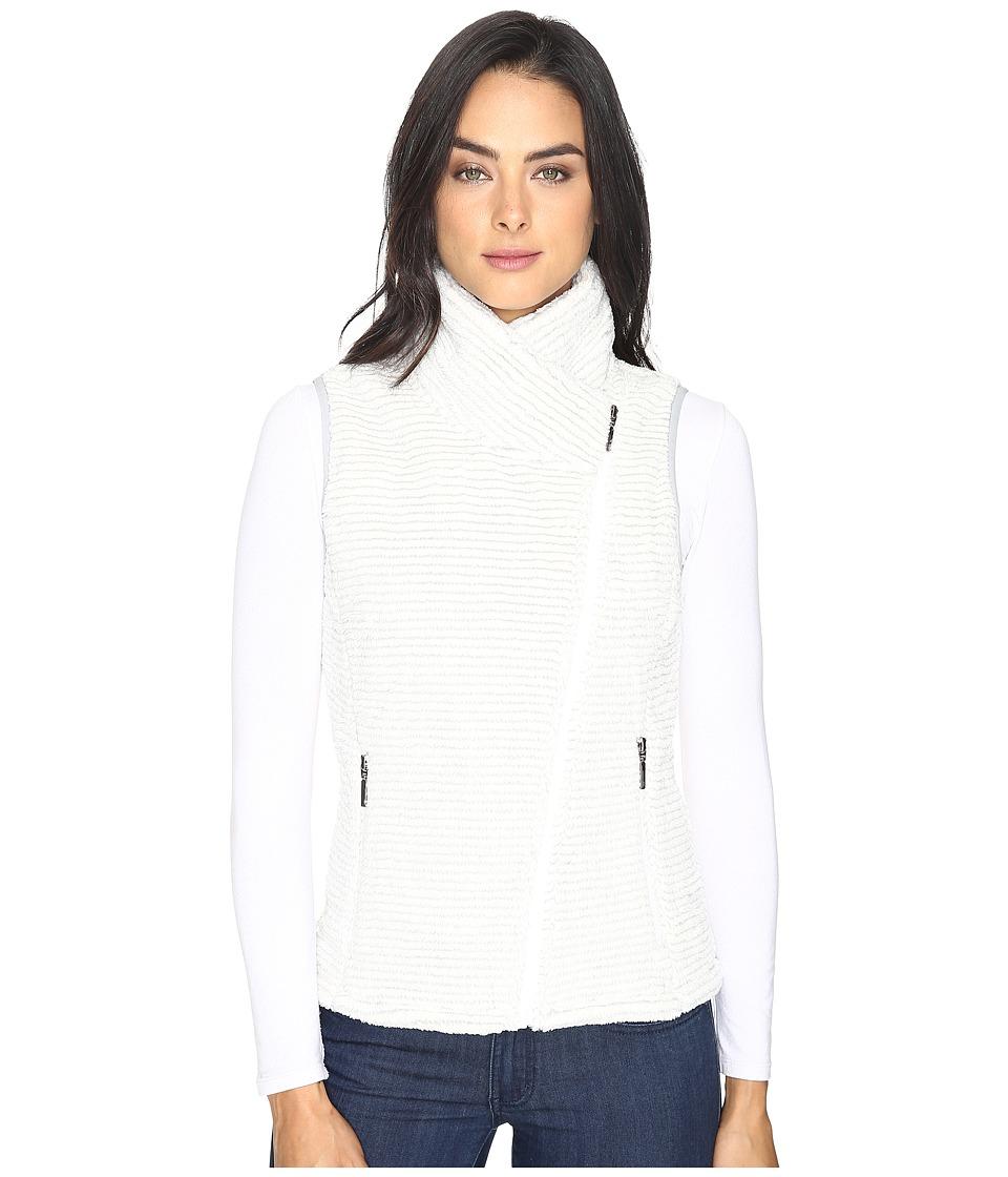 Mountain Khakis Wanderlust Fleece Vest (Linen) Women's Vest