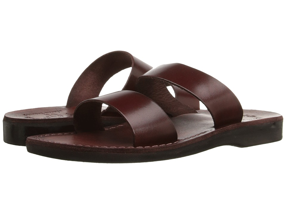 Jerusalem Sandals - Aviv - Womens (Brown) Womens Shoes