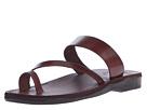 Jerusalem Sandals - Zohar - Womens (Brown)