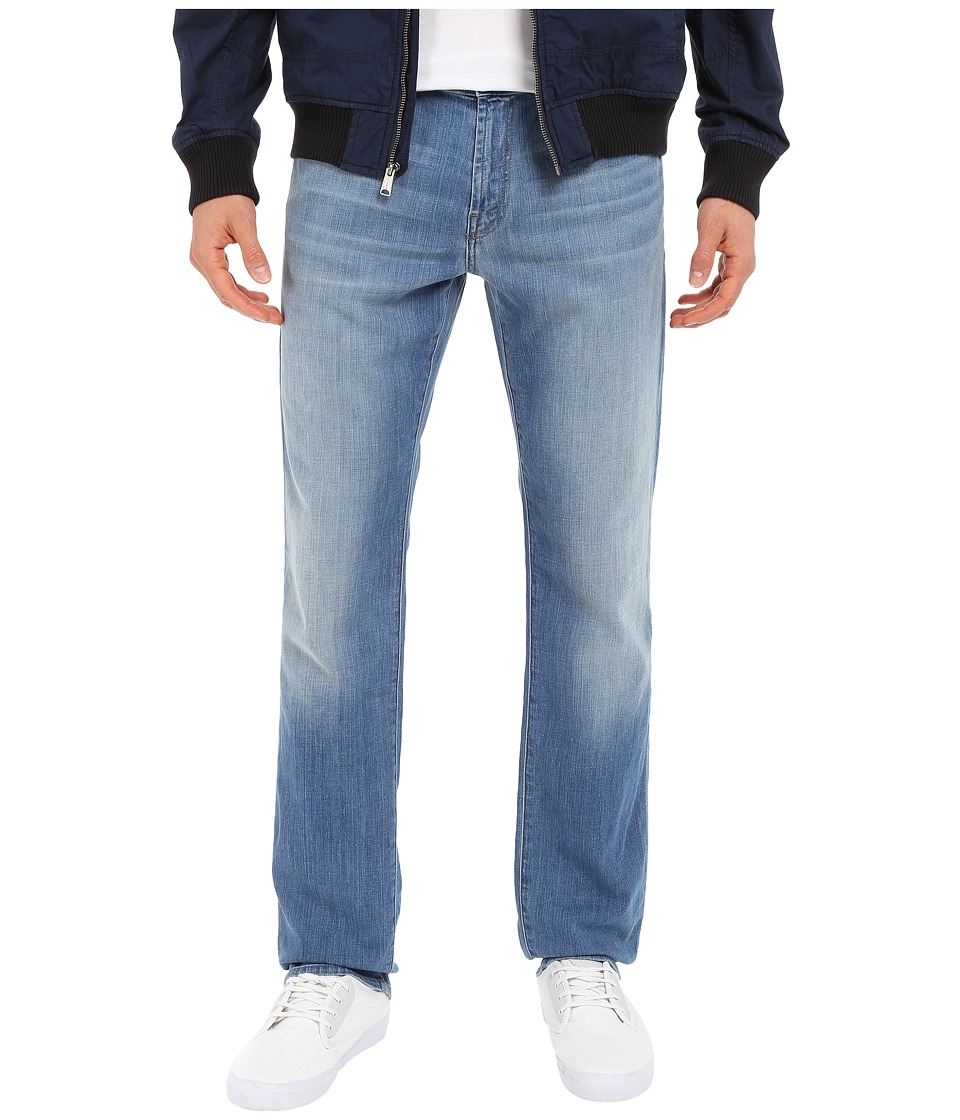 J Brand Kane Slim Straight in Juno Juno Mens Jeans