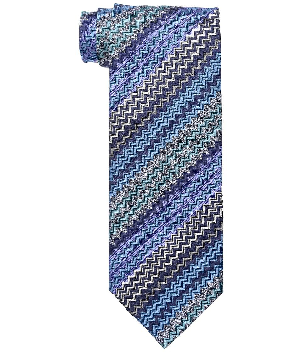 Missoni CRB8SEU5311 Blue Ties