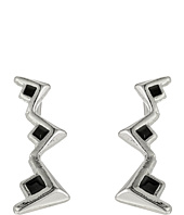 Sam Edelman - V Enamel Crawler Earrings