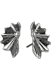 Sam Edelman - Etched Fan Stud Earrings