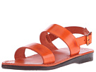 Jerusalem Sandals - Golan - Womens (Orange)