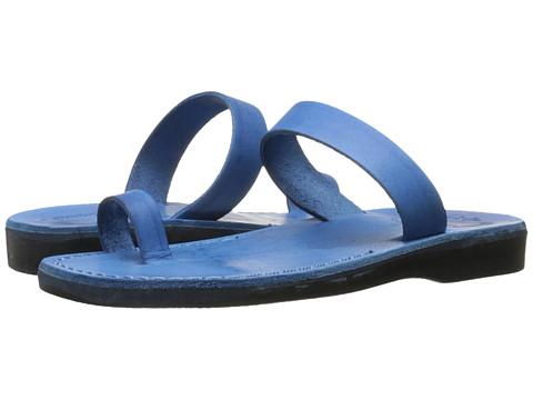 Jerusalem Sandals Eden - Womens - Blue
