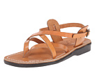 Jerusalem Sandals - Tamar Buckle - Womens (Tan)