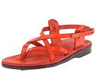 Jerusalem Sandals - Tamar Buckle - Womens (Orange)