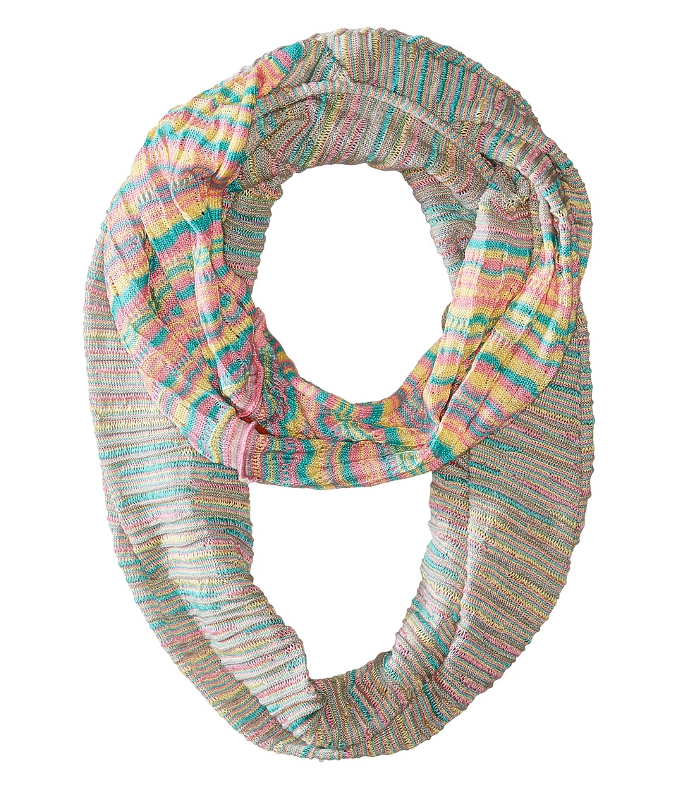 Missoni CO36COD5332 Pink/Green Scarves