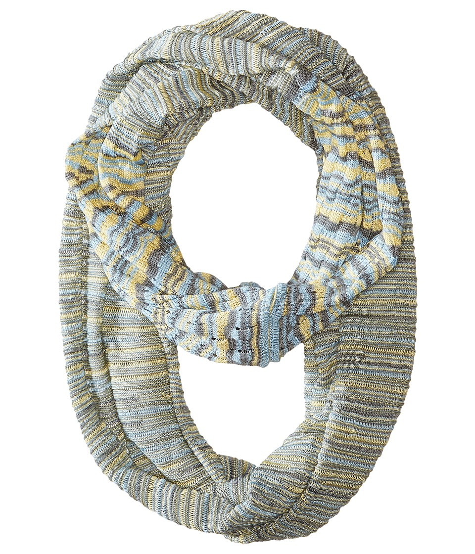 Missoni CO36COD5332 Blue/Yellow Scarves