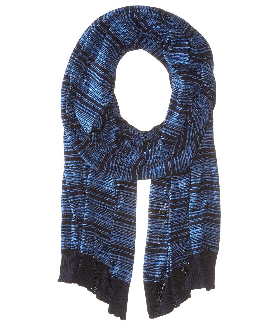 Missoni SA57COU5366 Blue Scarves