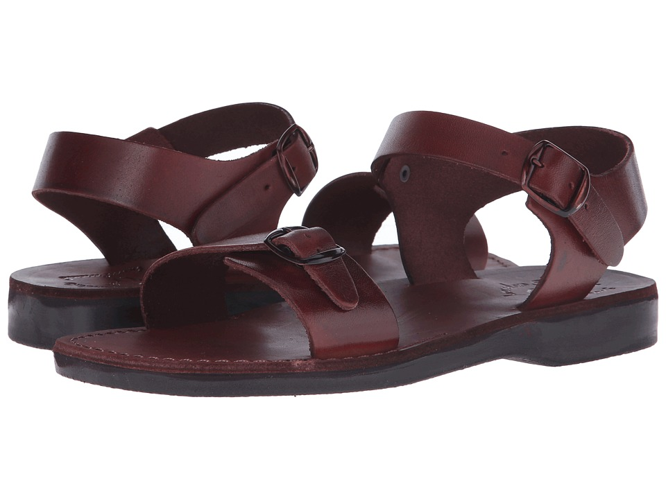 Jerusalem Sandals - The Original - Mens (Brown) Mens Shoes