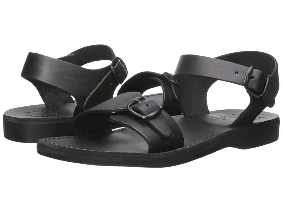 Jerusalem Sandals - The Original - Mens (Black) Men's Shoes