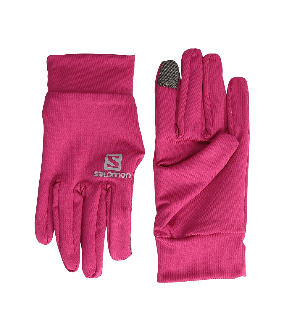 Salomon - Active Glove U (Gaura Pink) Cycling Gloves